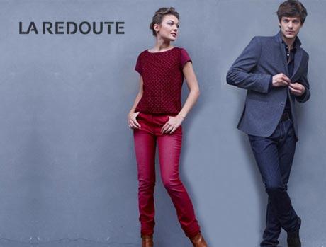 Code promos france la redoute - La redoute france magasin ...